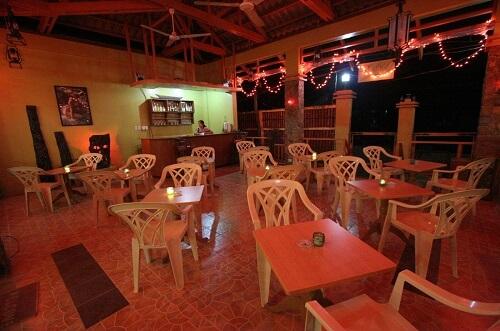 Poolside Bar Hotel B01 - Coron, Palawan, Filipijnen