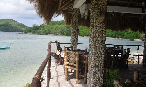 Restaurant Resort M01 - Coron Omgeving, Palawan, Filipijnen
