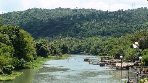 Pagsanjan River - Laguna, Luzon, Filipijnen