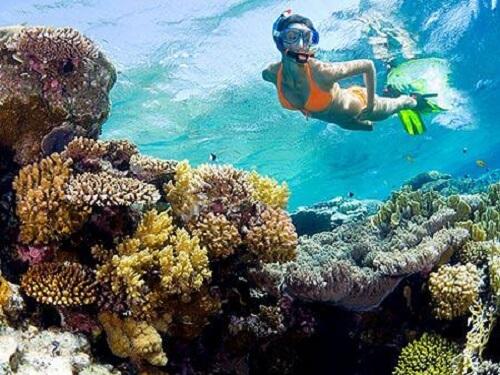 Snorkelen - Honda Bay, Palawan, Filipijnen