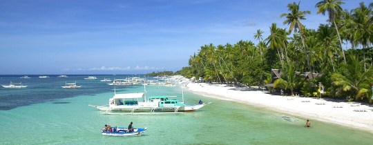 Strand - Bohol, Central Visayas, Filipijnen