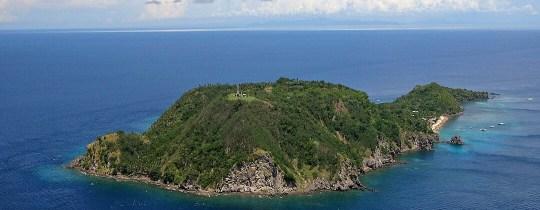 Apo Island - Negros Oriental, Central Visayas, Filipijnen