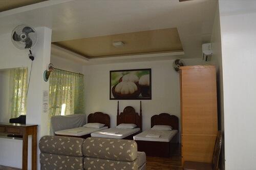 Family Room Hotel B11 - Samal Island, Davao Region, Mindanao, Filipijnen