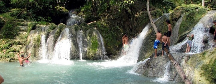 Hagimit Falls – Samal Island, Davao