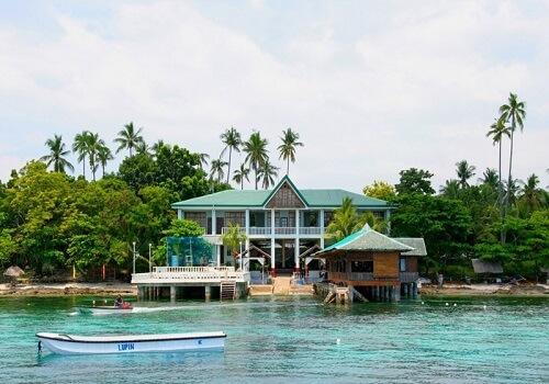 Hotel B21 - Oslob Omgeving, Cebu, Central Visayas, Filipijnen