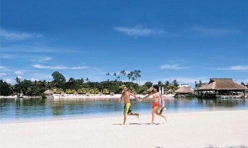 Privé eiland - Resort L11, Mactan Island, Filipijnen