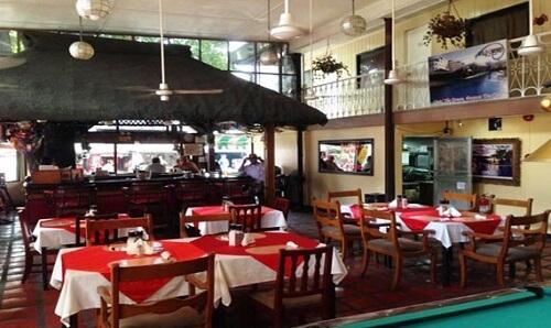 Restaurant Hotel B01 - Angeles City, Luzon, Filipijnen