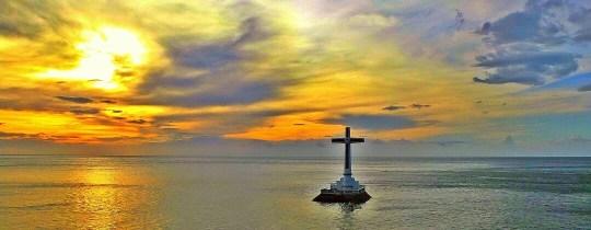 Sunken Cemetery - Camiguin, Mindanao, Filipijnen