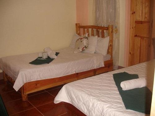 Twin Room Hotel B11 Sagada - Mountain Province, Luzon, Filipijnen