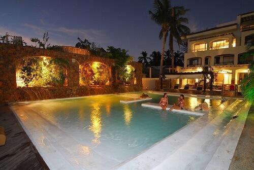 Zwembad Hotel M01 - Boracay, Western Visayas, Filipijnen