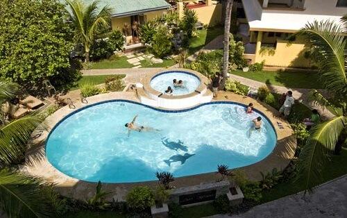 Zwembad Resort M01 - Bohol, Central Visayas, Filipijnen