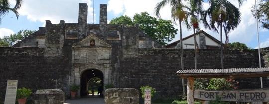 Fort San Pedro - Cebu City, Central Visayas, Filipijnen