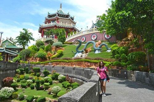 Taoïstische Tempel - Cebu City, Central Visayas, Filipijnen