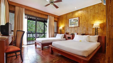 Grand Luxe Room, Heritage Wing Resort M11 - Mactan Island, Cebu, Filipijnen