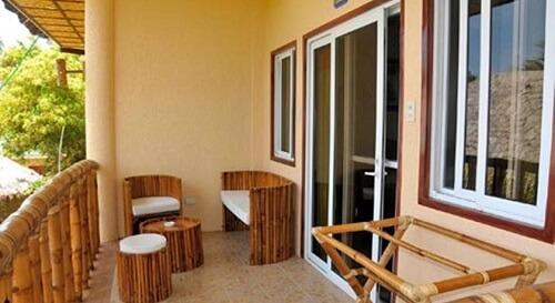Terras Deluxe Room - Resort M21, Dumaguete Omgeving, Central Visayas, Filipijnen