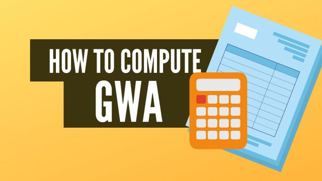 How to Compute GWA in the Philippines (with Free Excel Calculator)