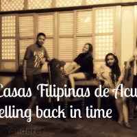 Las Casas Filipinas de Acuzar: Travelling back in time