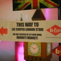 Lee Cooper Philippines opens in Market!Market!