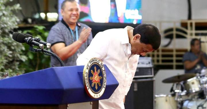 """SWS SURVEY: MORE FILIPINOS SATISFIED WITH PRES DUTERTE """"VERY GOOD"""" IN Q3 NET SATISFACTION RATING!"""