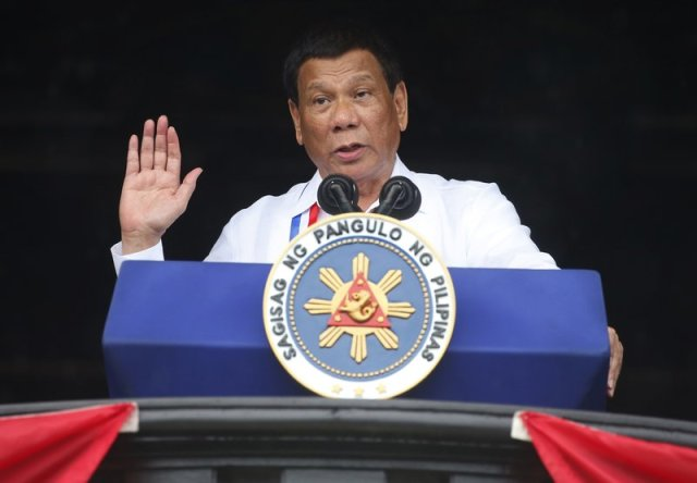 75 of Filipinos say country is in right direction SWS Survey