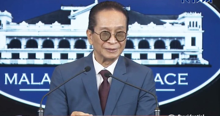 Spox Panelo accepts challenge to commute to work