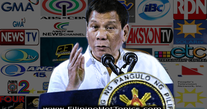 President Duterte, do not believe in 'ACDC' journalists