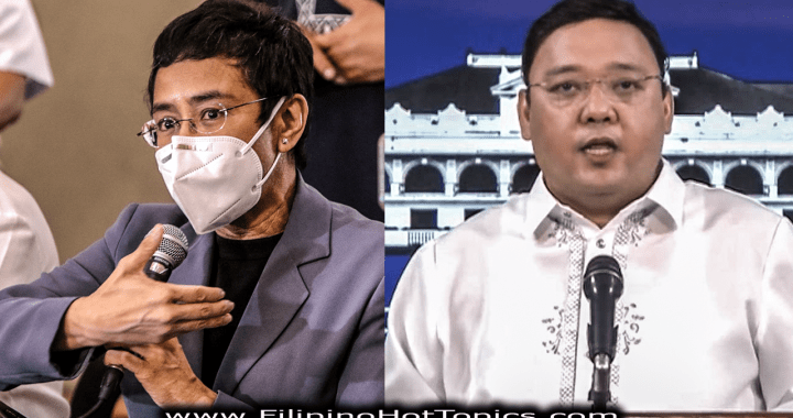 Malacañang: Maria Ressa's conviction case of 'bad journalism, lawyering'