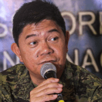 AFP Chief Gapay:  UP, PUP may NPA recruitment