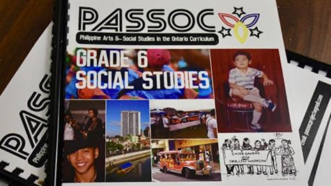 Canadian students Philippine subjects
