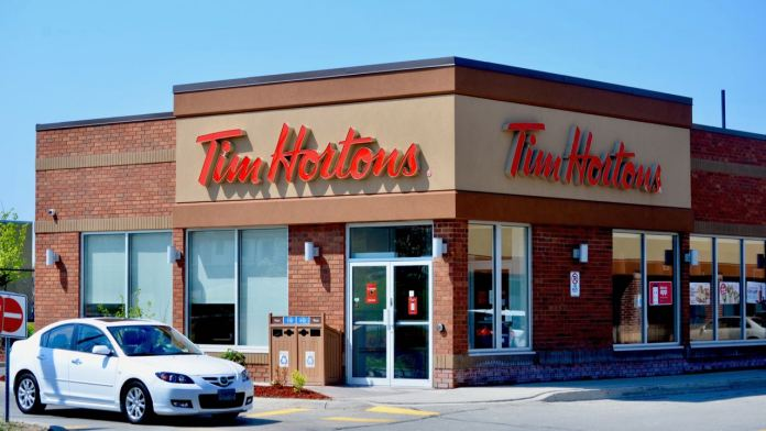 tim hortons langley