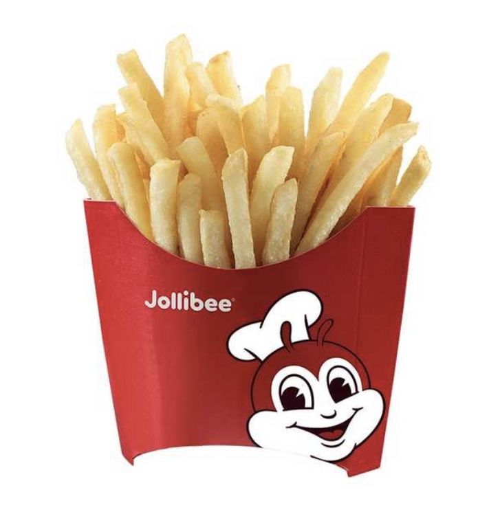 Jolly Fries at Jollibee Vancouver