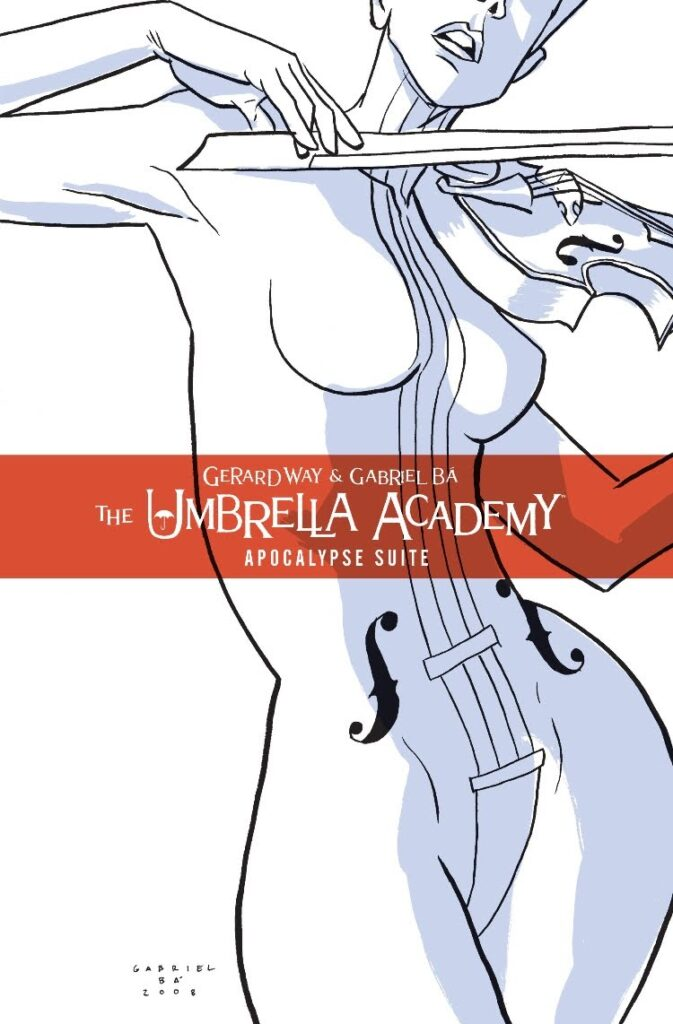 The Umbrella Academy Vol 1: Apocalypse Suite