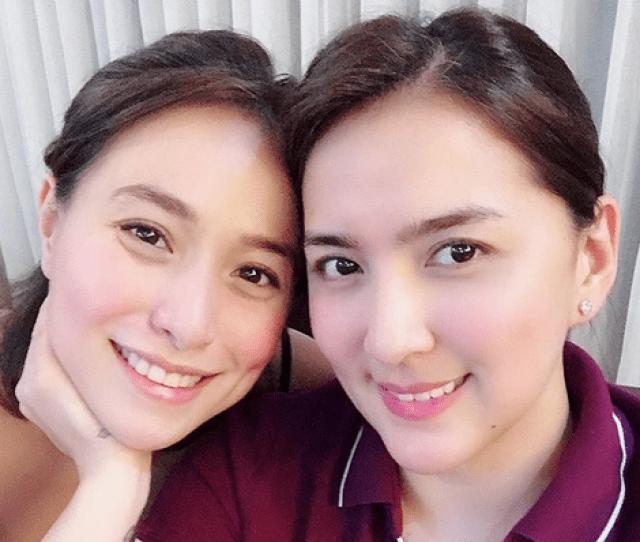 Actress Ara Mina Has Revealed Her Opinion Regarding The Rumored Split Of Her Sister Cristine Reyes With Her Husband Ali Khatibi
