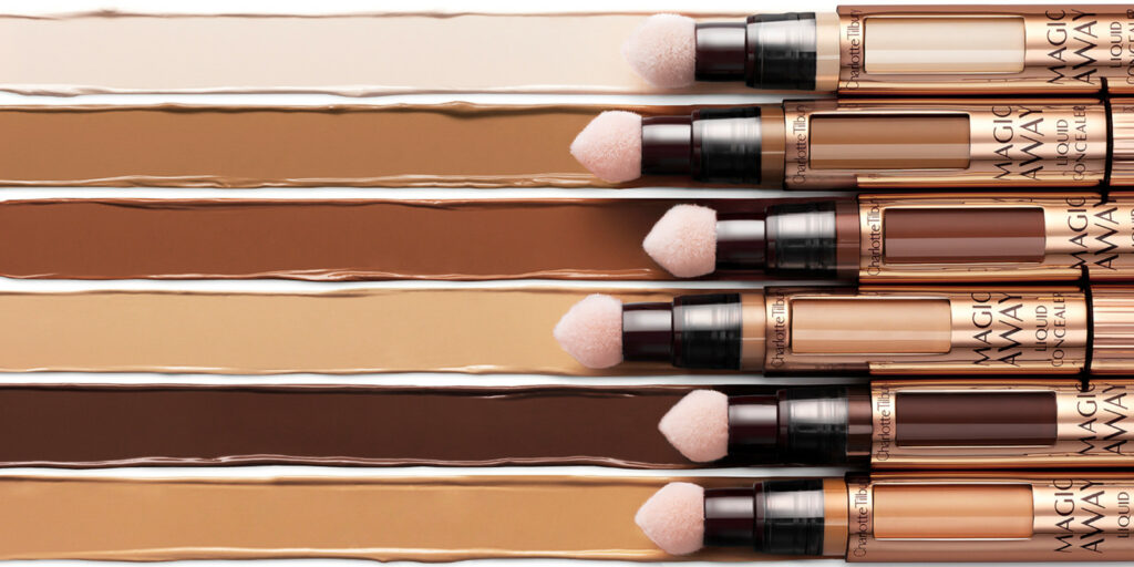 Facial Makeup Products - Concealers