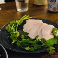 低温調理器ANOVAで作る鶏ハムレシピ!