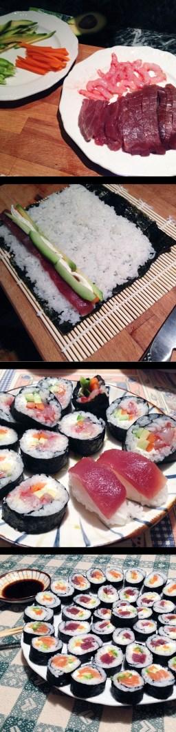 50 Shade of Futomaki