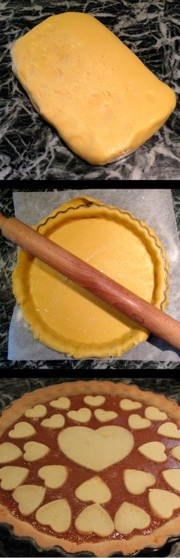 Peach Jam Pie