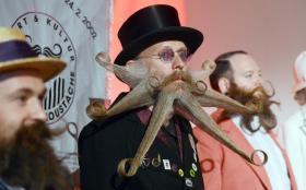 Germany World Beard Championships