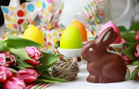 coniglio e uova