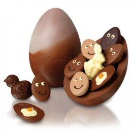 uova e cioccolatini