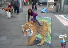 illusione_di_una_tigre_in_strada