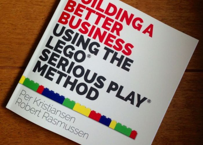 "Книга ""Bulding a better business using the Lego® Serious Play® method"""