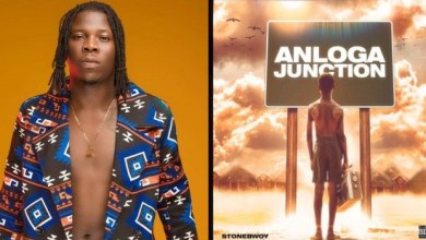 Musicians Stonebwoy Has Featured On 'Anloga Junction' Album