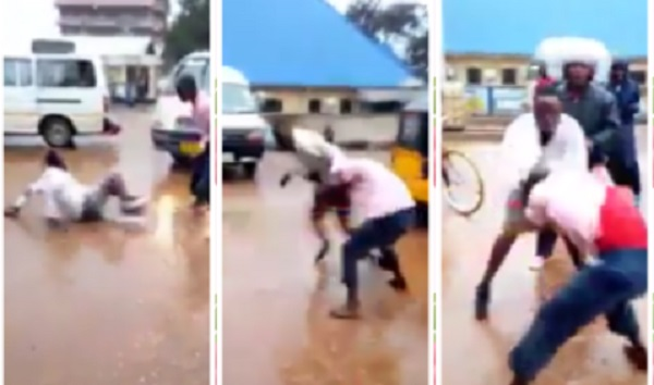 Passenger And Mate Fight Over GHS 1 Change
