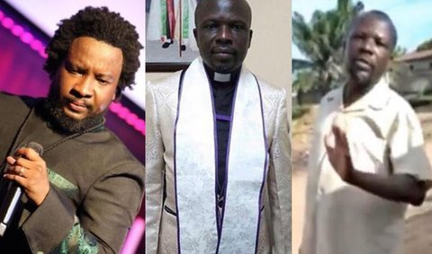 Sonnie Badu Offers To Help Pastor Apraku My Daughter After His Intoxicated Video Went Viral