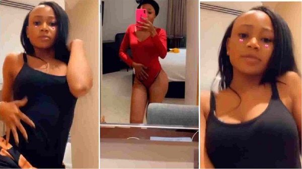 Akuapem Poloo Almost Beaten By A Lady For Allegedly Snatching Her Husband