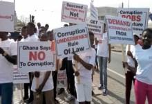 corruption in Ghana
