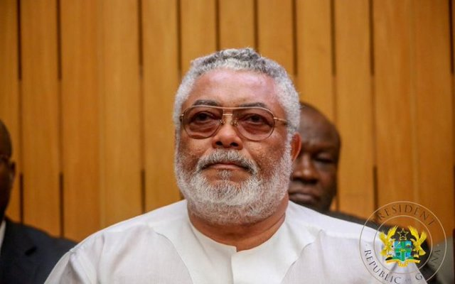 Jerry John Rawlings Biography, Cause Of Death