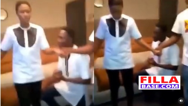 Man Proposes To His Lover During A Prayer Session