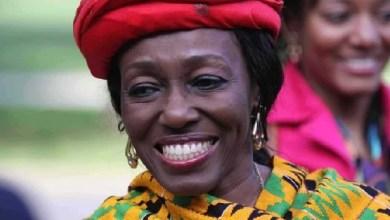 Mrs Nana Konadu Agyemang